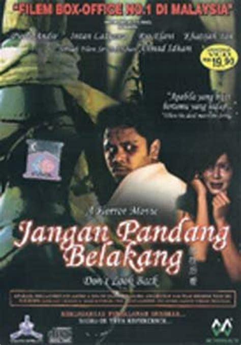 film malaysia jangan pandang belakang unclogging mind movie review they wait