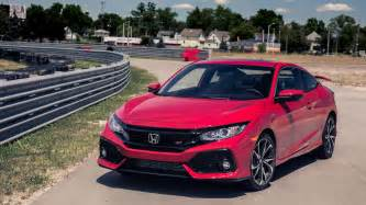 Si Honda 2017 Honda Civic Si Review Roadshow