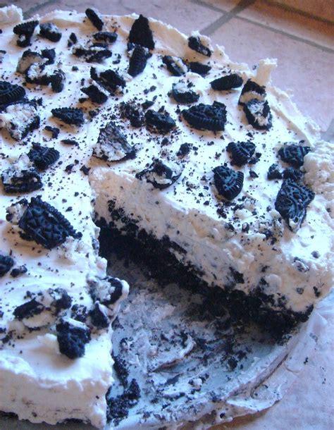 Oreo Cheese Cake east meets west no bake oreo cheesecake