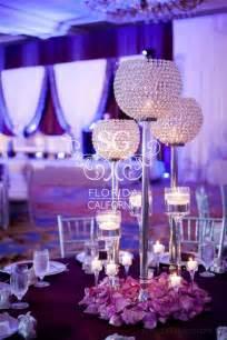 25 cute crystal wedding centerpieces ideas on pinterest