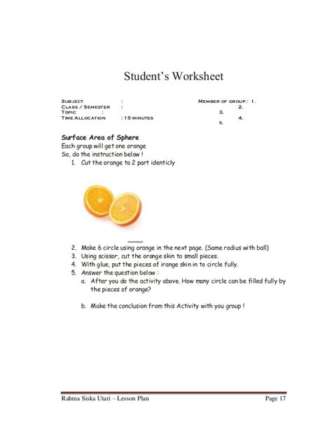 4th Grade Lesson Plan Template by 4th Grade Math Lesson Plans For Teachers Common