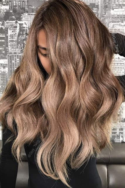 trendy colors trendy hair colors you ll fall in with