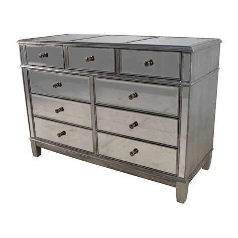 Hayworth Mirrored Dresser by 50 Pier 1 Pier 1 Hayworth Collection Mirrored Silver Dresser Storage