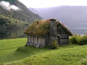 grass haus grass roof house cabin spaces and house