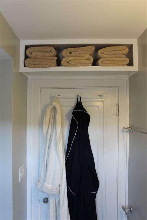 the door storage for bathroom 29 id 233 es de g 233 nie pour gagner de la place dans votre