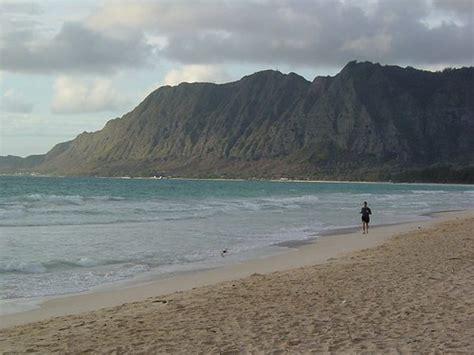 koolau mountain range oahu hawaii   bellows