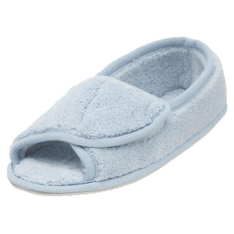 washable slippers daniel green womens tara washable slipper in blue lyst
