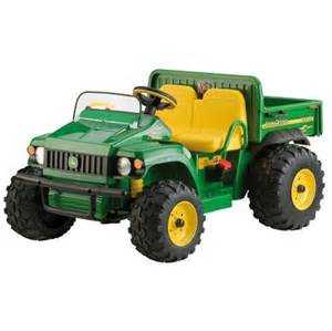 Gator Jeep Peg Perego Deere Gator Hpx 12v Battery Powered
