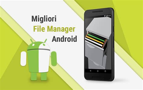 android file manager migliori file manager android