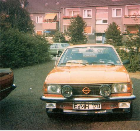 Motorrad F Hrerschein 23 Jahre by Opel Ascona B 1 6s Baujahr 1976 1979 Gekauft Zum Frisch