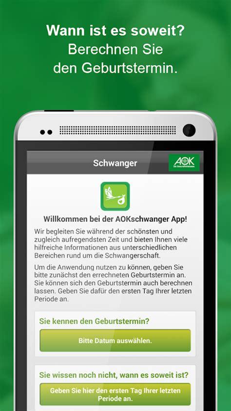 mutterschaftsgeld beantragen wann aok schwanger play android 應用程式
