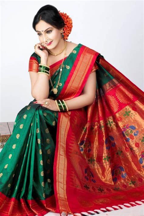 saree real paithani saree india online store of paithani saree green paithani paithani sarees pinterest green and saree