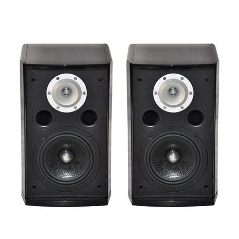 home theater surround sound speakers hifi   aluminum