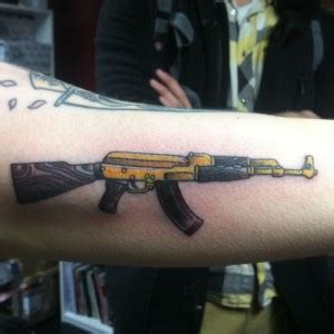 ak 47 tattoos ak 47 tattoos designs ideas and meaning tattoos for you