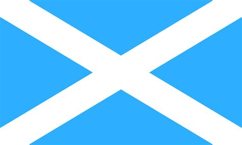 flags of the world light blue kingdom of scotland wikipedia