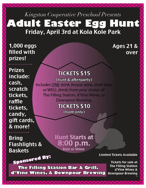 easter egg hunt ideas for adults easter egg hunt ideas for adults