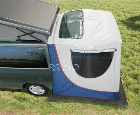 vw t5 tent awning reimo upgrade tailgate cabin tent for vw t4 t5 t6