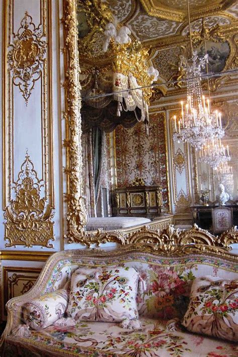House Interior Design Versailles Royal Versailles Antoinette And Beds On