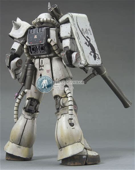 Mg Zaku White Ogre ngee khiong mg ms 06j zaku ii ver 2 0 quot white ogre quot new images others