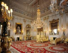 Buckingham Palace Interior Pictures by Buckingham Palace One Of The Most Magnificent Palaces In