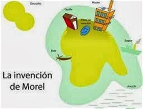 la invencion de morel 8420672734 rese 241 a la invenci 243 n de morel paperblog