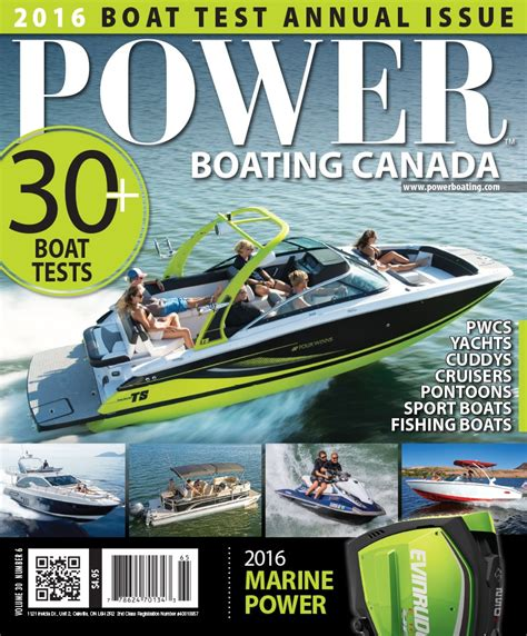 power boating magazine canada digital magazines power boating canada