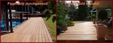 terrasse quer oder längs verlegemuster f 252 r holzterrasse wood lounge