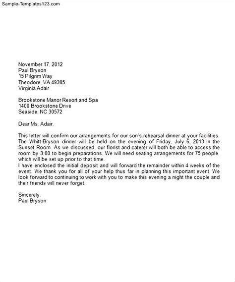 business letter heading format sle a formal business letter 28 images formal business