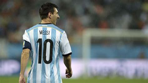 argentina coach bauza and rakitic talk about messi