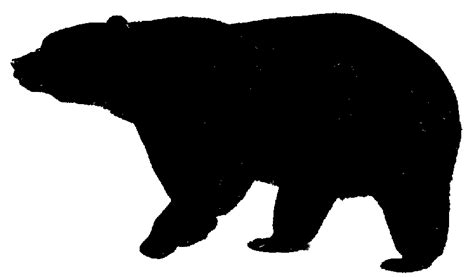 black bear clip art many interesting cliparts