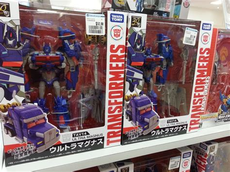 Minicon Retail robots in disguise mini cons and adventure ultra magnus released in singapore transformers