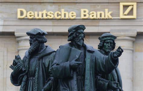 banche in germania deutsche bank il rischio fallimento c 233 intanto chiude