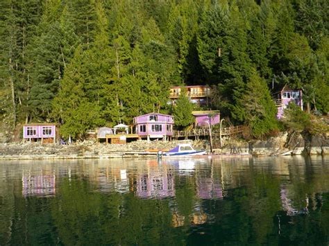 Harrison Springs Cabins Rent by Secluded Waterfront Cabin Cottage Renta Getaway Of