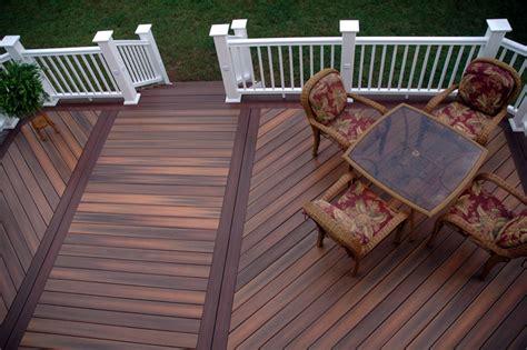 compare  decking material wood decks  composite