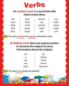 verbs chart ctp5703 2 99 a touch of class