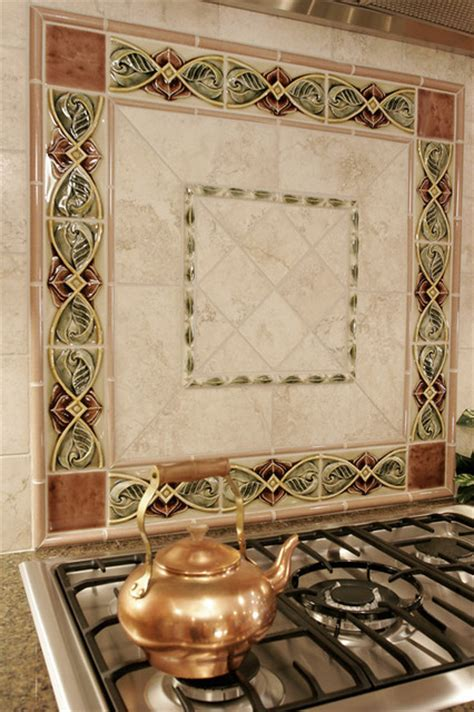 backsplash ideas astonishing bronze tile backsplash