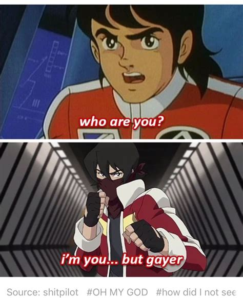 Who Are You Meme - 17 best images about voltron legendary defender on