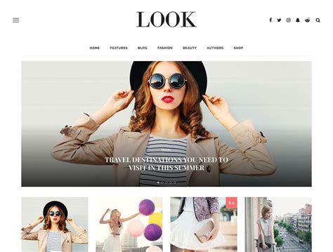 theme list for fashion 30 best fashion blog magazine wordpress themes 2018