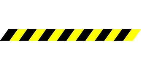 border warning hazard stripes png image picpng