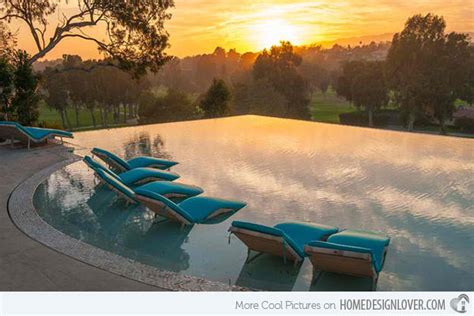 Home Garden Decoration Ideas 15 Ideas For Modern And Contemporary Lounge Chairs In Pools