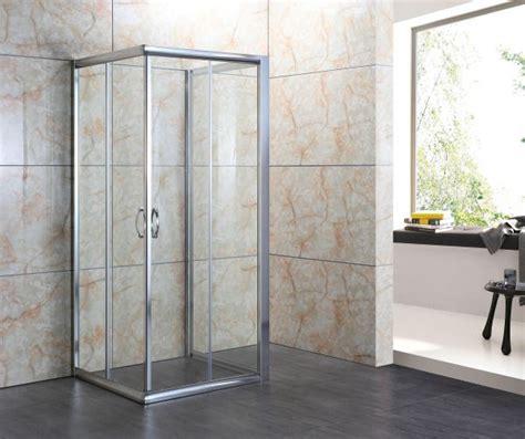doccia tre lati box doccia cristallo 6 mm 3 lati apertura scorrevole