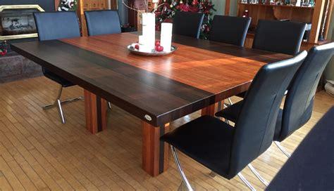 tables bois massif tables en bois massif signature st 233 phane dion