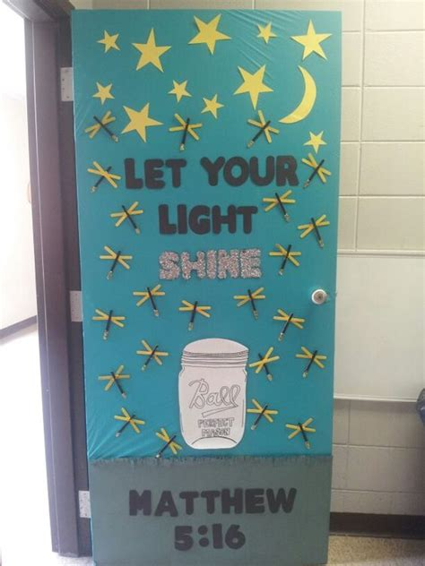 christian decorations christian based classroom door southern themed