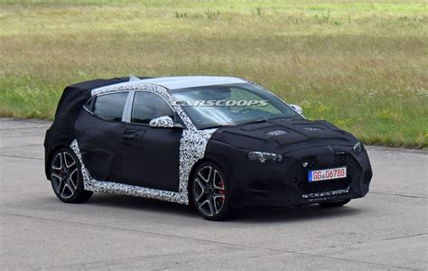 the new hyundai veloster scoop hyundai gets serious with all new 2018 veloster n