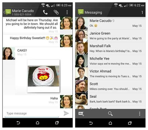 best texting app android top 13 best text message apps for android devices dr fone