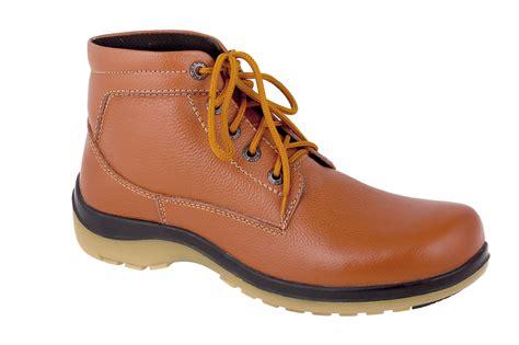 Sepatu Boots Tinggi Pria sepatu safety wing design bild