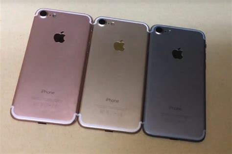 e iphone 7 iphone 7 facing supply shortages as production rs up ahead of launch mac rumors