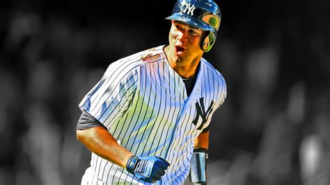 york yankees  gary sanchez smacks st walk  hr