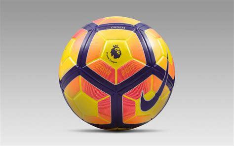 epl ball nike ordem epl 2017 football released