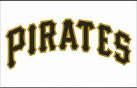 Pittsburgh Pirates Jersey Logo 2013  In Black And Gold